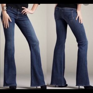MOTHER | the curfew flare bell bottom jeans 26